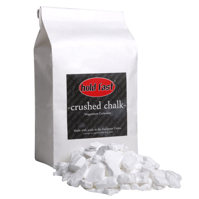 crushed chalk hold fast